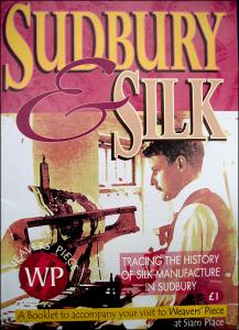 Sudbuary Silk leaflet